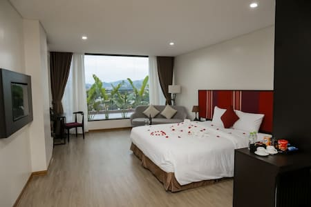 Max Boutique  is located in the heart of Cao Bang