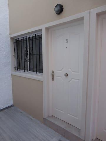 Apartamento de 2 ambientes