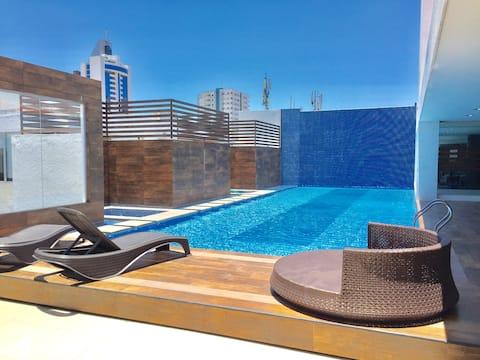Luxury Studio in Equipetrol.