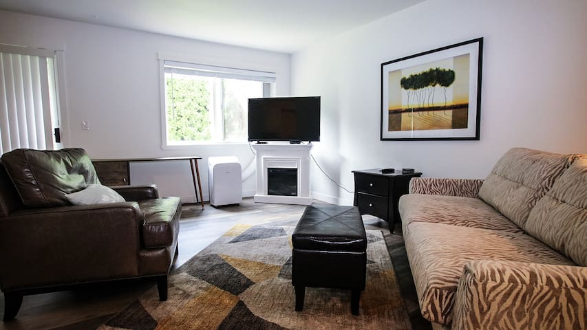 Newly Remodeled and Decorated East side Apartment