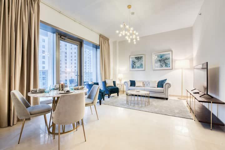 Luxurious apartment in JBR /marina