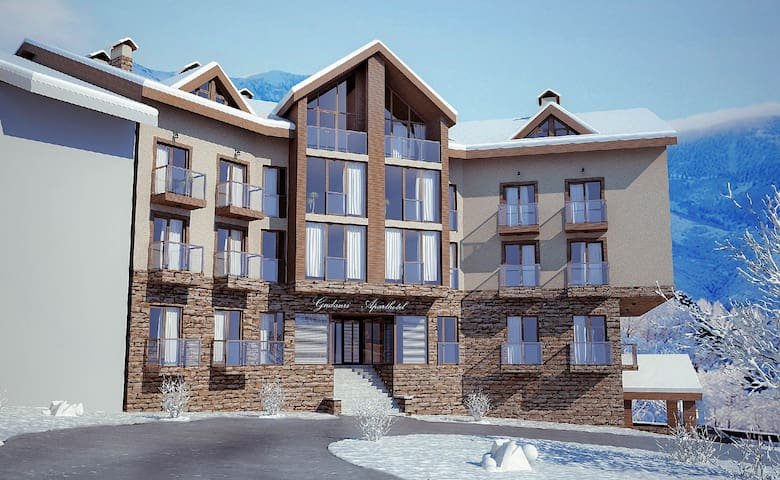 Apart-hotel NewGudauri III