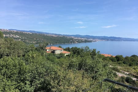 Antea **** apartment in Opatija