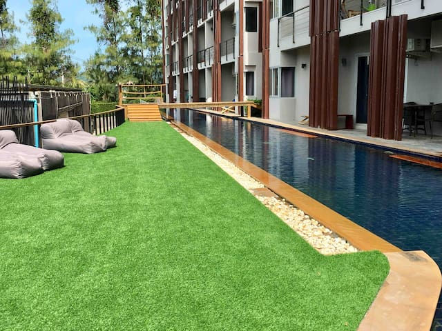 Pool Access Apartment @ Replay Samui