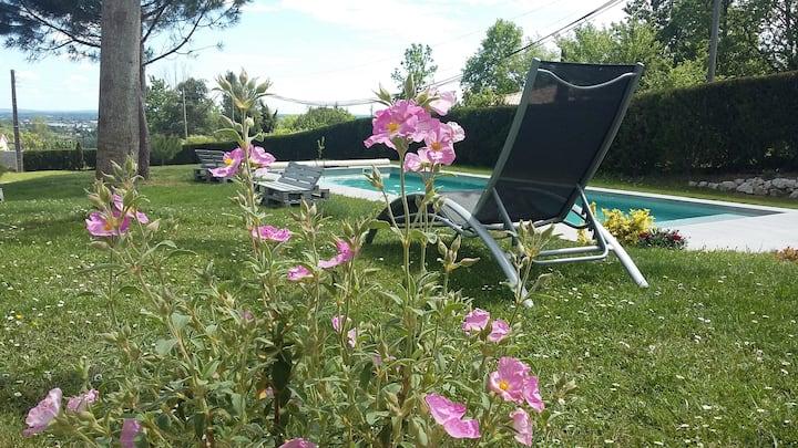 L'Esprit Vacances 840... piscine, panorama, espace