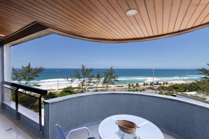 Ocean Front Vacation Apartment (Pet Friendly)