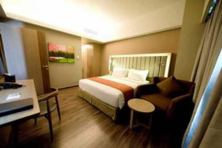 Stay Cool at sea side Makassar,Room superior