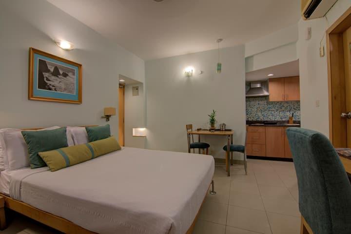 Double occupancy room in Indiranagar