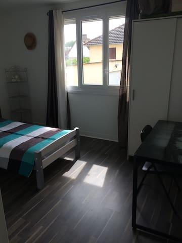 Belle, confortable  et agréable chambre - Saint-Étienne-du-Rouvray - Talo