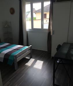 Belle, confortable  et agréable chambre - Saint-Étienne-du-Rouvray - Ház