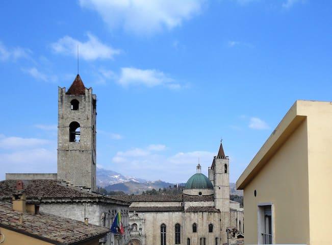 NEL CUORE DEL CENTRO STORICO - 2 rooms apartment - Ascoli Piceno - Daire