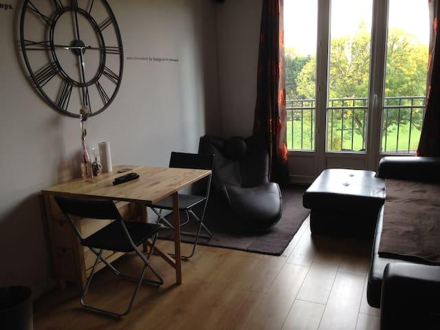 Chambre - 15' Paris et Disney 20' - Bry-sur-Marne