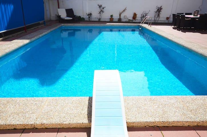 Private Pool - Can Lluis i Pepita