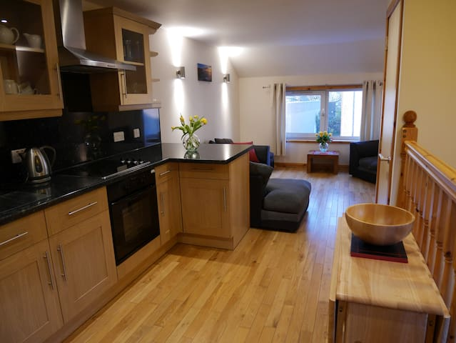 Modern apartment in the centre of Kirkwall