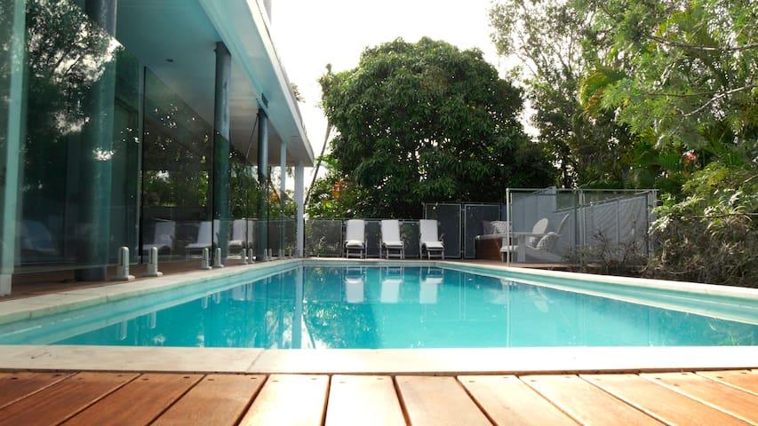 Stylish retreat with amazing pool - Noosa Heads - Dom