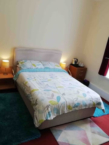 Double En-Suite Room. Ventnor - Isle of Wight