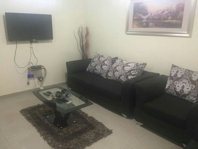 Luxurious 2 bedrooms Short-Let in surulere