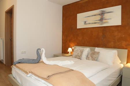 Doppelbettzimmer mit Terrasse - Abfaltersbach