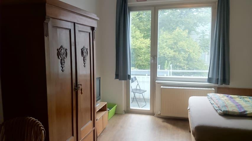 Klixi mit Balkon