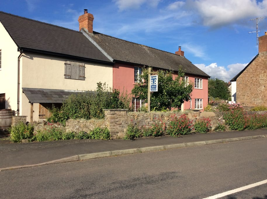 Glasbury B&B