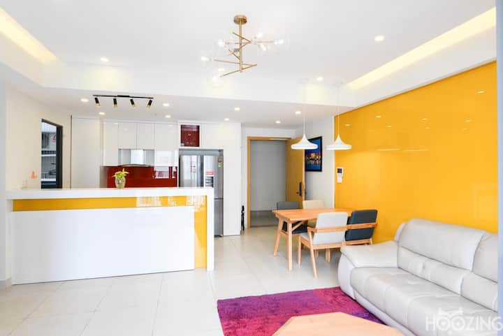 Beautiful apartment for lease in Thao Dien