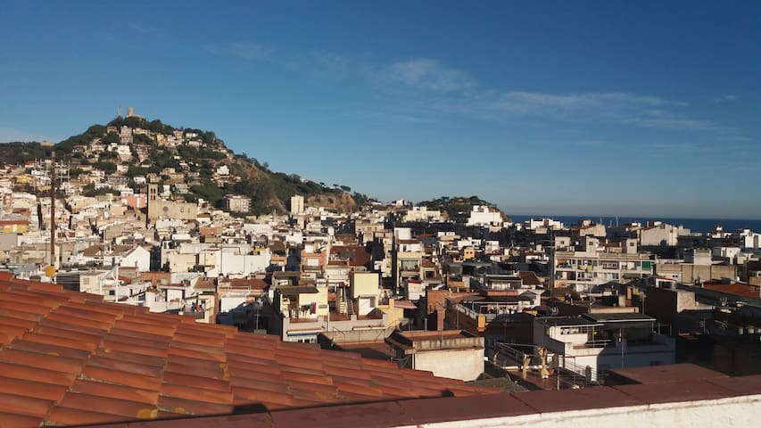 Central Blanes with Great Views!