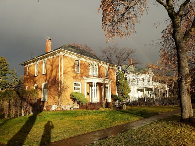 Best Downtown Location, Beautiful Historic  Home