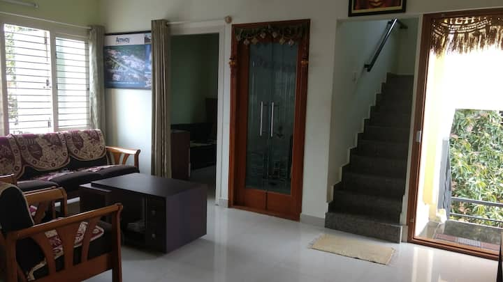 Comfort Living close to IIM Bengaluru.