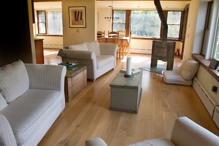 Tranquil New Paltz Country House - นิว พาลต์