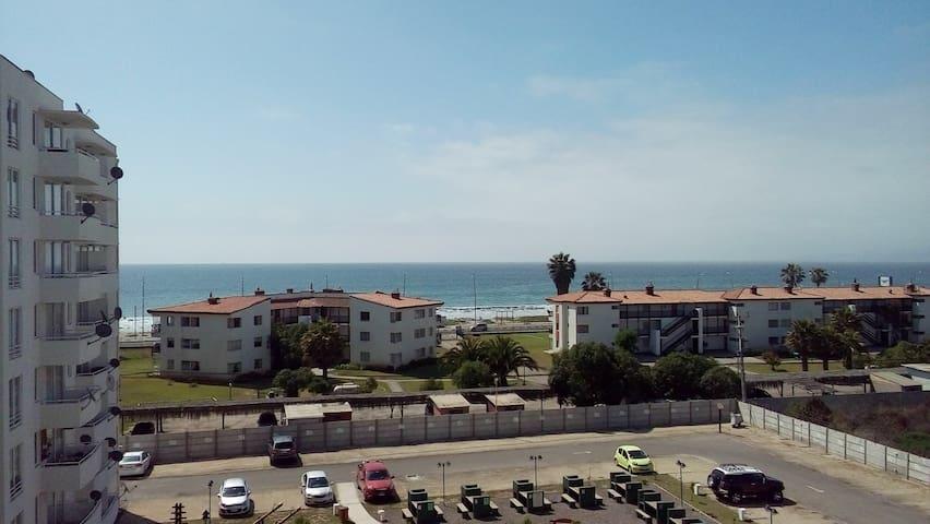 Departamento Vista al Mar sector Peñuelas - La Serena - Appartement