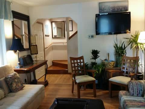 East Bedroom of Bothell  Duplex