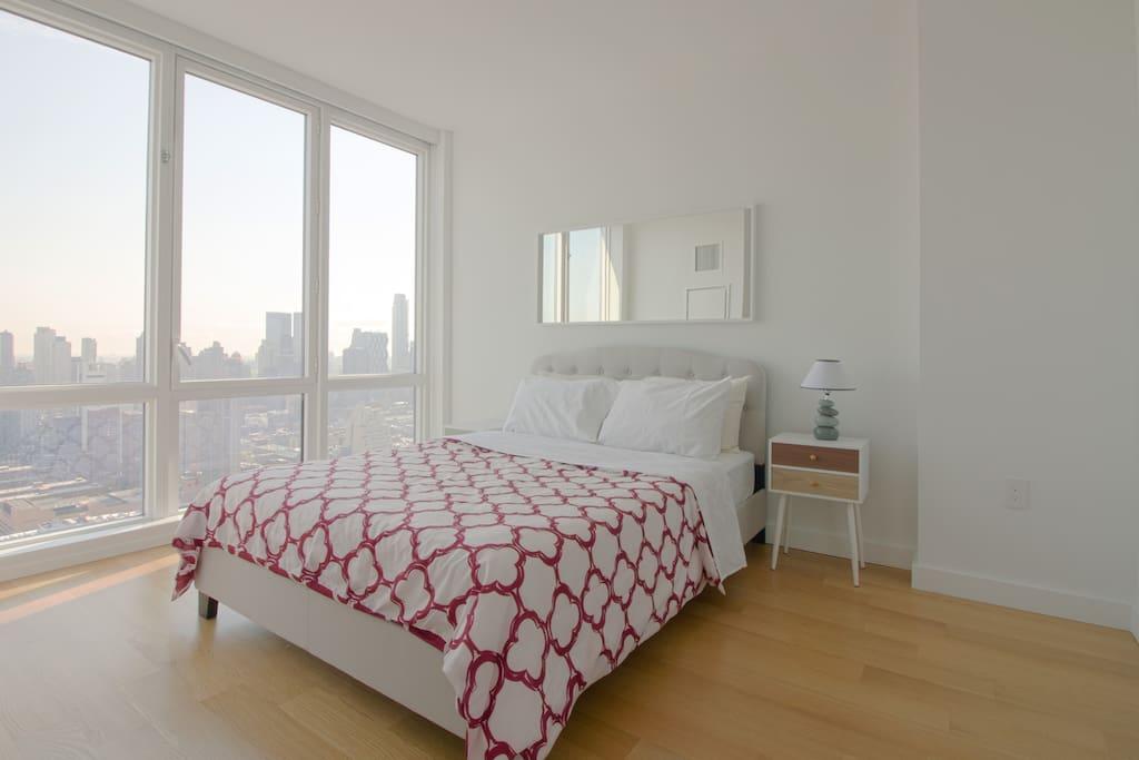 Master Bedroom Habitación Principal