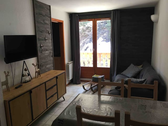 appartement 4 personnes station de valfrejus