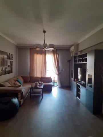 Calm cozy apartment in nasr city, girls only