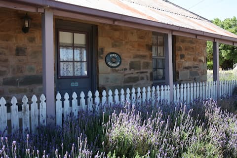 Burra Bakehouse - rustic heritage stone house