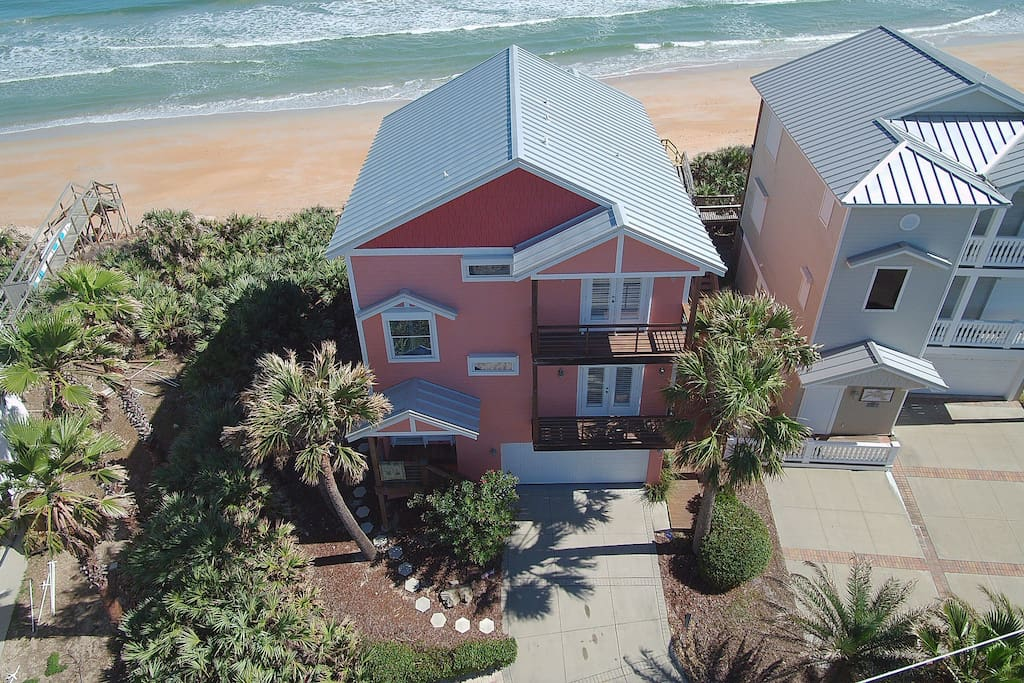 Beach Bliss 4 Bedroom Beach Front Houses For Rent In