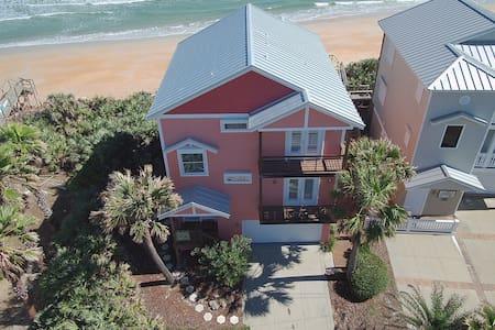Beach Bliss, 4 Bedroom, Beach Front - Flagler Beach - Rumah