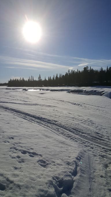 The river in April