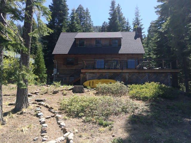 Waterfront Fallen Leaf 3 Bdr Cabin - South Lake Tahoe - Cabin