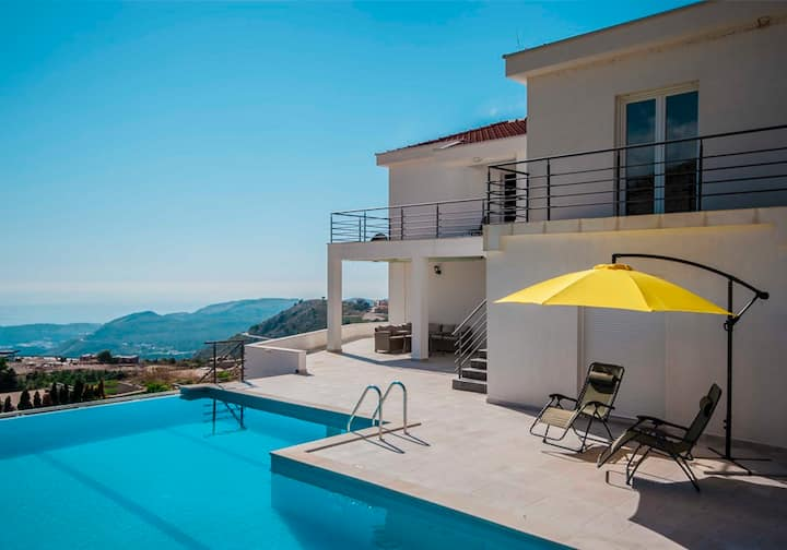 Apartment Alice with pool and sea view - Dubrovnik