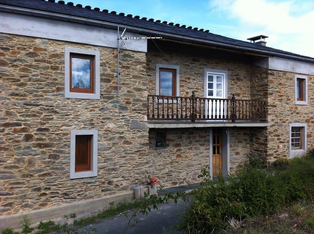 Alquiler de casa en Loiba - Ortigueira - Apartment