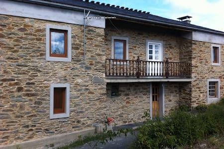 Alquiler de casa en Loiba - Ortigueira - Wohnung