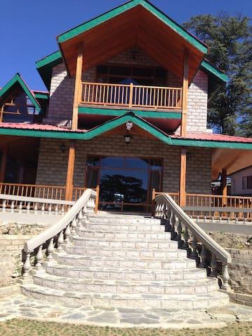 Sim'Aira Holme Cottage Shimla - Shimla - Bed & Breakfast
