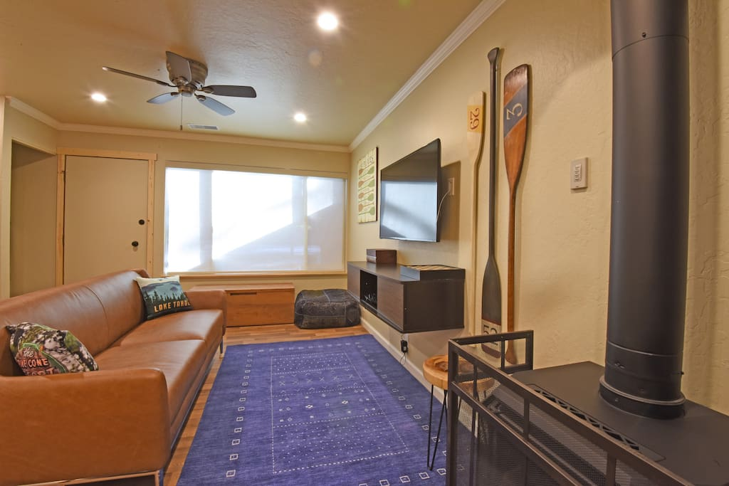 Another view of the comfortable living room