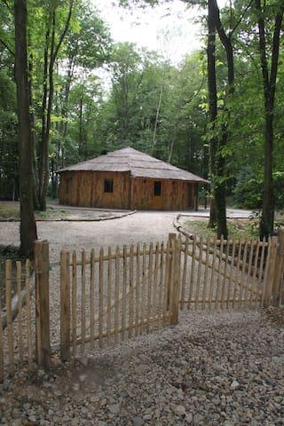 L'isba des bois, hors du temps - Janvry - Cottage