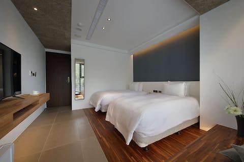 日月潭桂月村 Twin Room