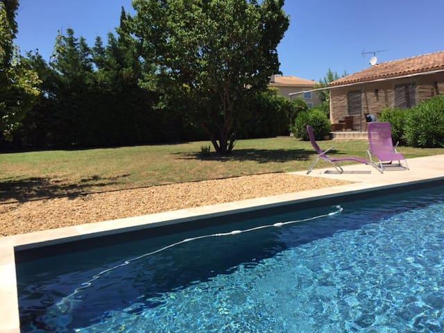 Villa au coeur de la Provence au pied des Alpilles