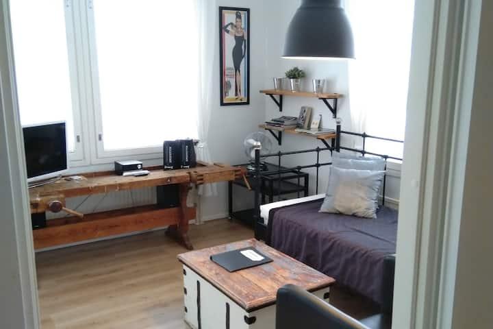 Apartment Simberg Kristiinankaupunki. 50 m torilta