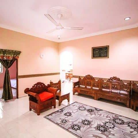 Persada Hasra - Pontian family home