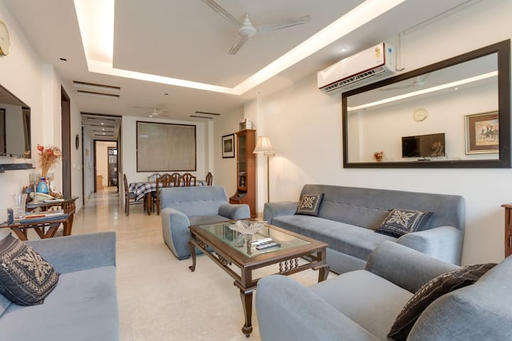 ULTRA STYLE & LUXURY-3BR 3BA APARTMENT♦PARKING♥GK1
